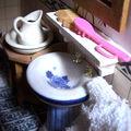 Salle de bain détail