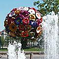 Lyon #11 - flower tree