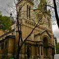 Eglise Sainte-Anne de la butte aux Cailles.