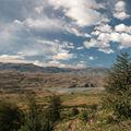 lac depuis Trek Las Torres