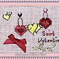 Échange ATC Perso Thème St Valentin Isaphanie pour Marie de Clessé 1