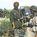 photos en couleur 2em guerre mondiale
