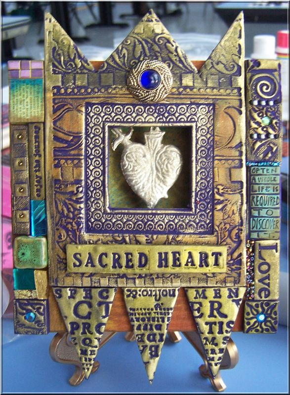 Laurie MIKA_sacred heart
