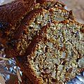 Gâteaux moelleux aux noix caramélisées