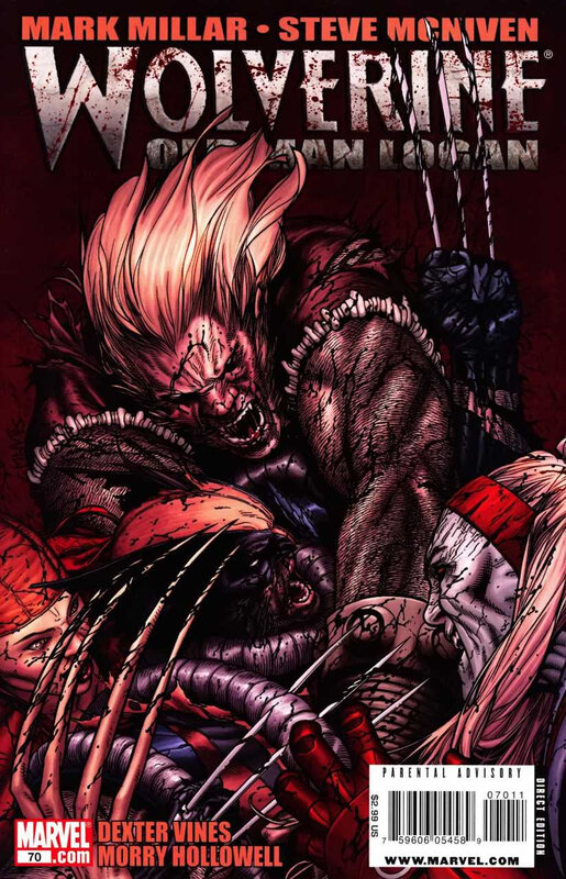 wolverine V2 70 old man logan