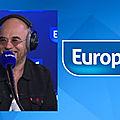 [podcast] pascal obispo sur europe 1 dans