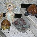 tortues escalier