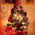 ça c'est notre beau sapin de Noël!