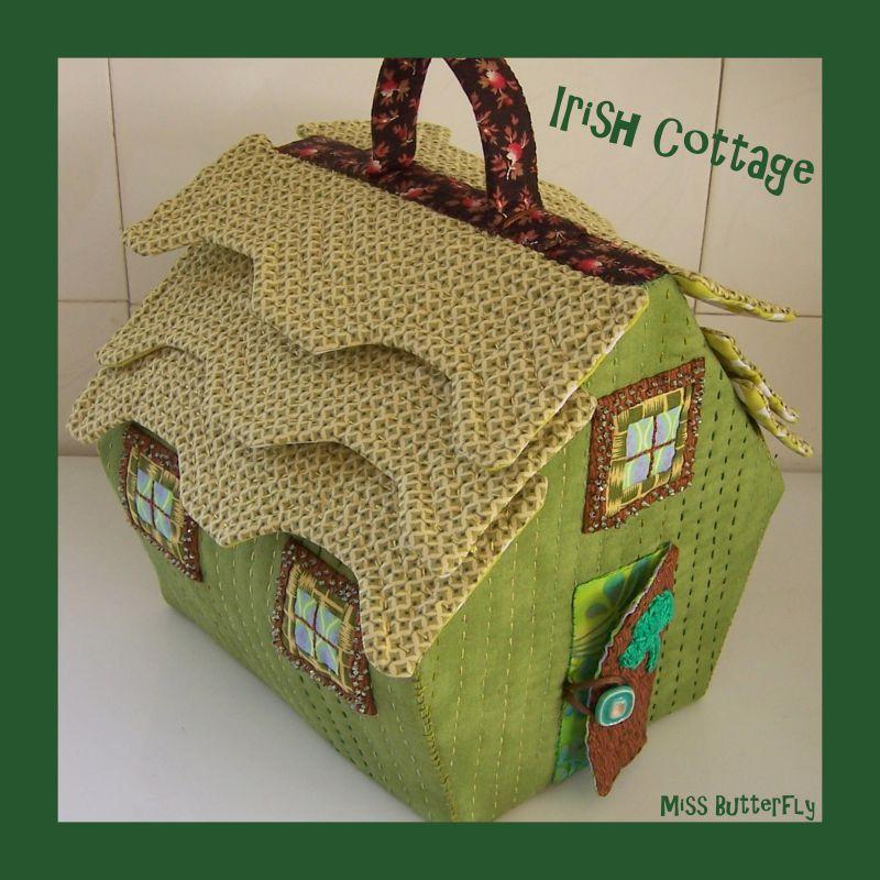 Irish Cottage (Modèle Léa Stansal )