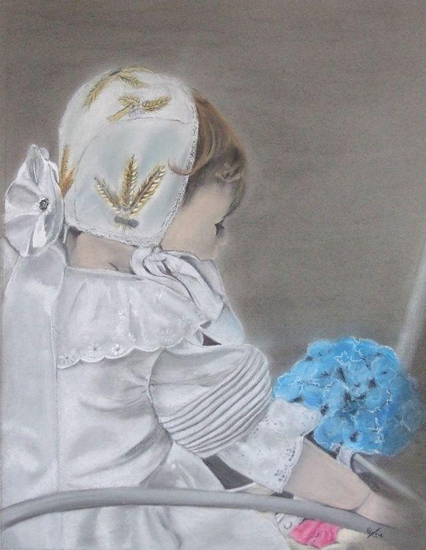 Pastel enfant