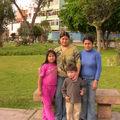 Maria, Abigail, el primo y la tia