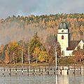 Linné, des oiseaux, rättvik et le lac siljan