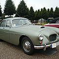 BRISTOL 405 berline 4 portes 1955 Schwetzingen (1)