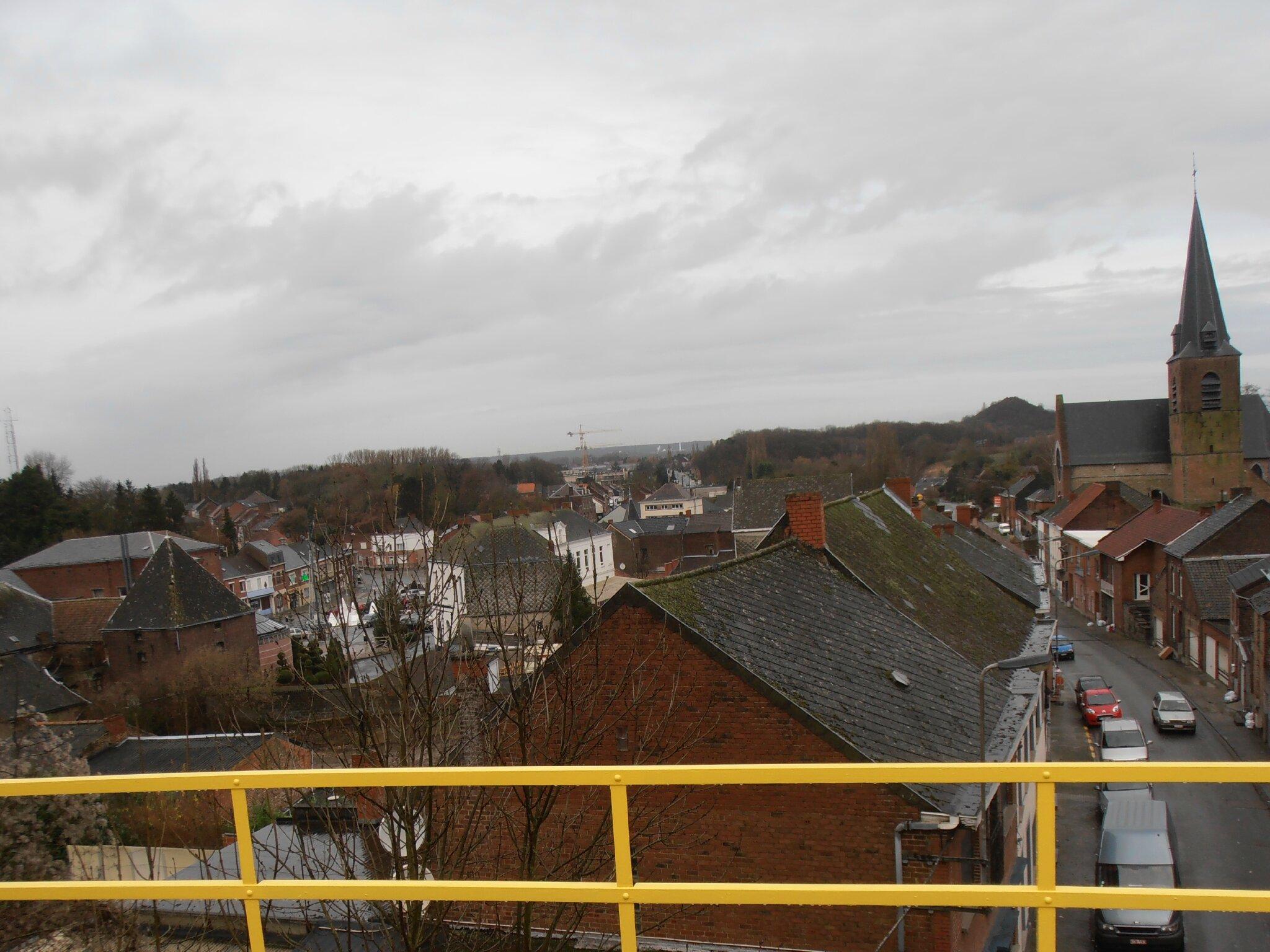 Wasmes - panorama du pont 7