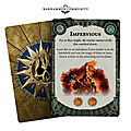 Warhammer underworlds : shadespire - des cartes pour nous faire patienter...