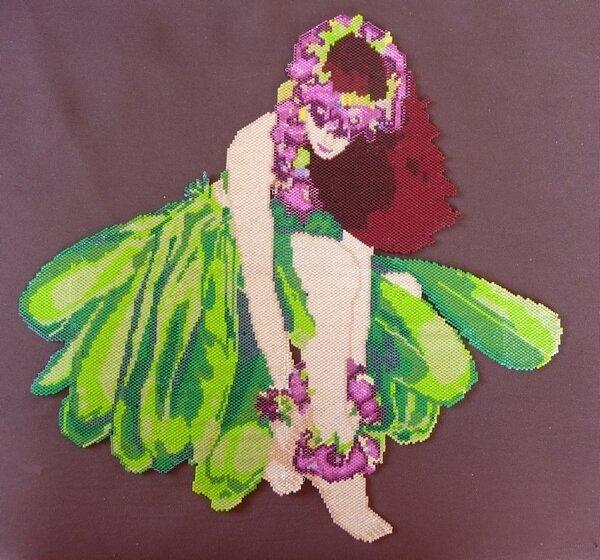 Danseuse polynésienne1