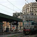 Gênes Piazza Principe (Italie)