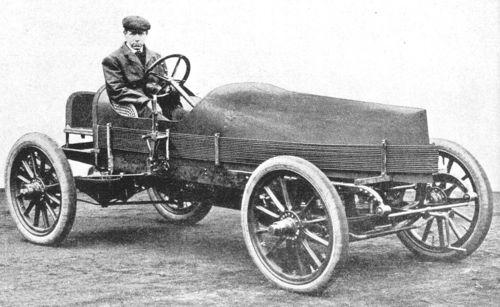 1904 peerless - louis mooers