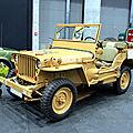 Jeep willys de 1960 (RegioMotoClassica 2010) 01