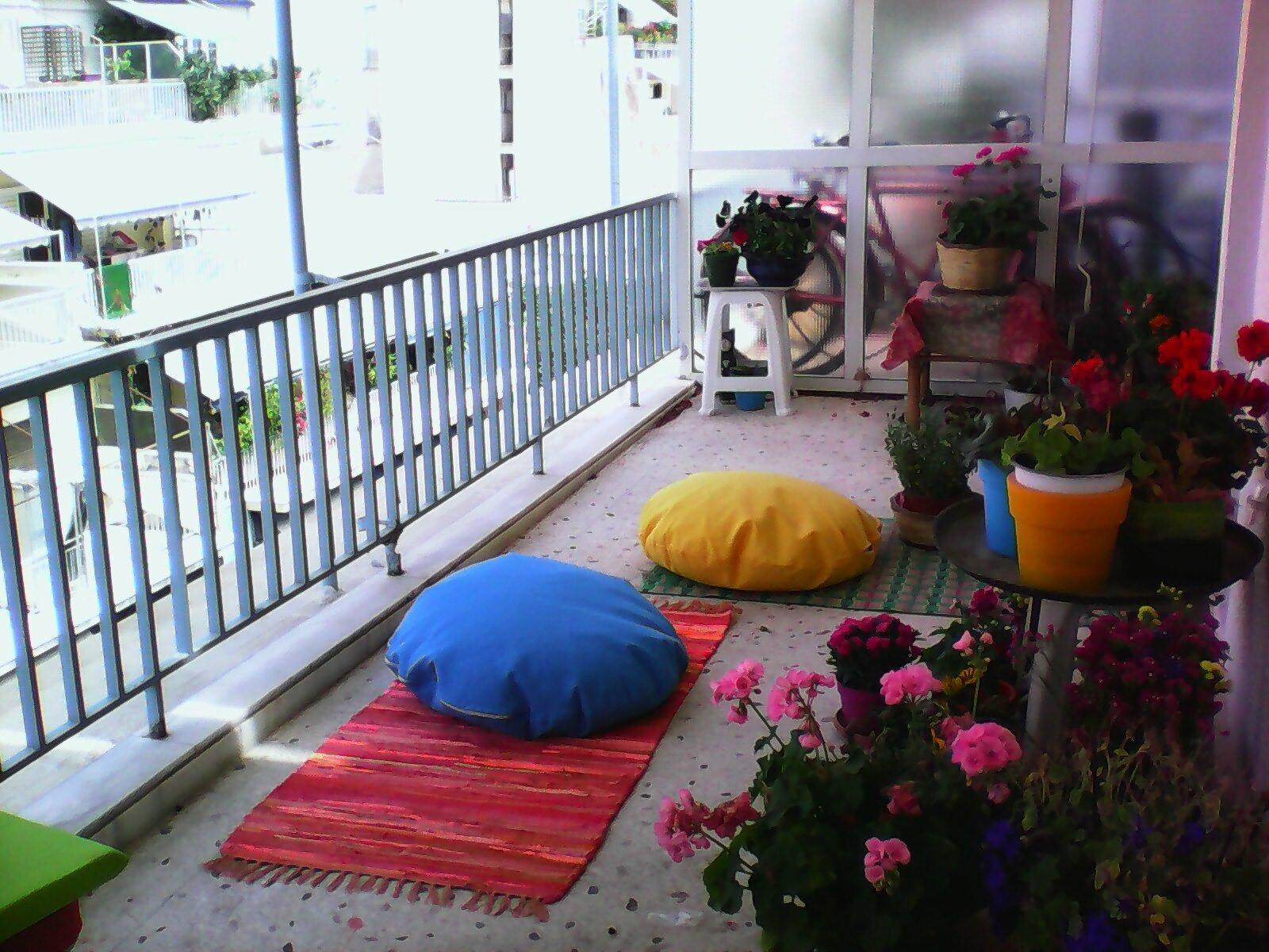 Le petit jardin Athénien