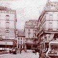 La rue du pont de sambre