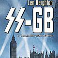 La chronique de gérard: ss-gb, len deighton