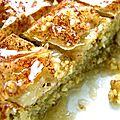 Baklava - recette