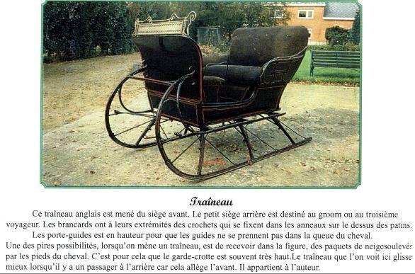 Traineau