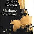 Madame seyerling, didier decoin