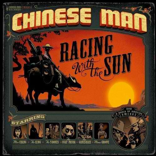 Chinese-Man-Racing-With-The-Sun