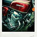 Honda 750 Four 1974