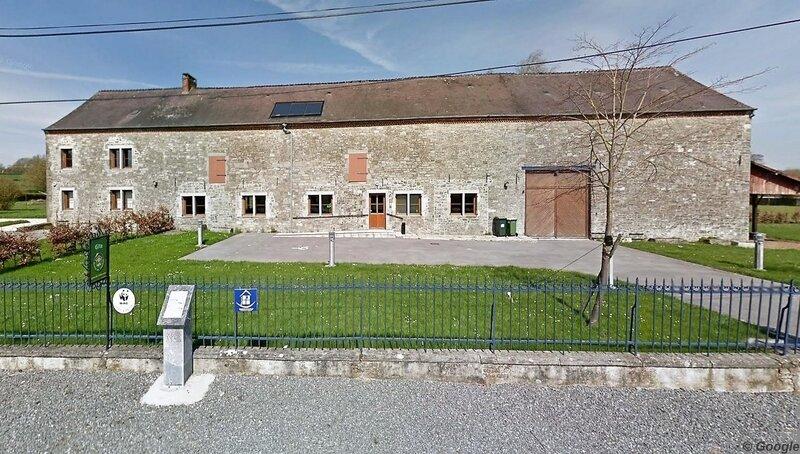 WALLERS EN FAGNE-Le Gite Rte de Molrenrieux