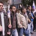 General strike paralyses greece