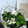 Cours d'art floral n°3...