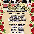 Béziers - 17 avril grand gala taurin