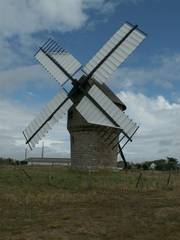 Moulin de la Falaise -dépt 44