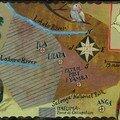 Carte imaginative de la RDC