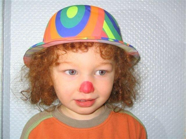 Namatis en clown