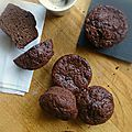 Moelleux au chocolat ( et aux courgettes …)