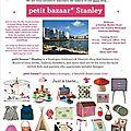 Petit bazaar* stanley is now open!
