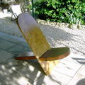 chaise africaine (Jo)