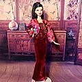 Tenue pour poupée barbie 12 €