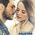 Première affiche de la série tv confess