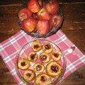 Recette light économique de pommes au four