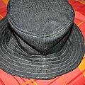 Chapeau en Jean