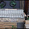 Le canapé 3 places