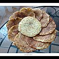 Baghrir (ou crêpe mille trous)