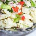 Salade de chou fleur ...vraiment excellente