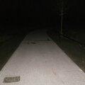 Nuenen - Roosegaerde fietspad by night - PB297155