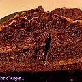 Cake fondant chocolat speculoos